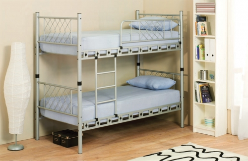 Bunk bed Bedroom for Child  - BUNK BED AVS-1201 - ::  ::